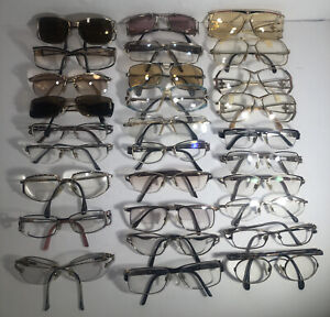 Lot Of 29 Cazal  Eyeglasses/ Sunglasses EB