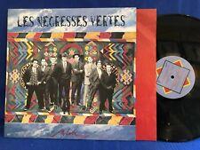 NEGRESSES VERTES MLAH + INSERT ORIGINAL FRANCE LP NEAR MINT