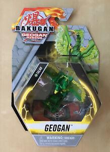 BAKUGAN GEOGAN Rising Talan Action Figure Collectable Toy RARE NEW UK 2021
