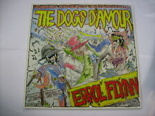 DOGS D'AMOUR - ERROL FLYNN - LP VINYL 1989 UK - EXCELLENT