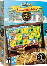 ENCORE HOYLE SWASHBUCKLIN' SLOTS - PC/Mac Game- Brand New- Fast Ship! SF-15
