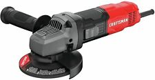 CRAFTSMAN 6-Amp 3 Position Small Angle Grinder Tool 4-1/2 Inch Power Hand Tool