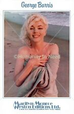 Marilyn Monroe Signed George Barris Poster (All Of Me)