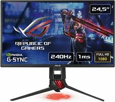240Hz Gaming Asus ROG Strix XG258Q Top Monitor 400 nits 1ms FreeSync G-Sync