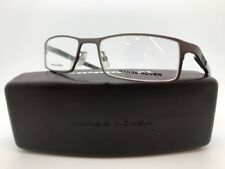 0119b9910957 RANGE ROVER ZERMATT 0114 001 LEATHER FRAMES GLASSES EYEGLASSES 54-17-140 NEW !