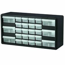 Storage Organizer Cabinet Plastic Parts Hardware Container Toy Bin 26-Drawers