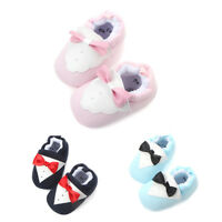 Baby Shoes Soft Sole Slip-on Slippers 0-18 Months (12-18 Months)