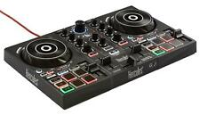 Hercules DJ Control Inpulse 200 Controller Beatmatching DJUCED-Software IMA Mix