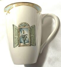 NEW Lenox British Colonial Shutter Collection 16 Oz. Mug-Cup