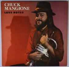 CHUCK MANGIONE - Love Notes - Smooth Jazz LP NEAR MINT