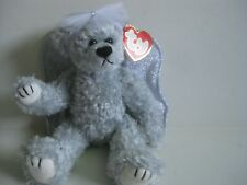 TY ~ Sterling ~ The Jointed Angel Bear, 1993 The Attic Treasures Collections NWT