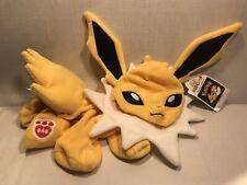 NWT Build a Bear  Pokemon Jolteon Unstuffed