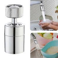 Buse de pulvérisation de tête de robinet à bulles de cuisine et robinet
