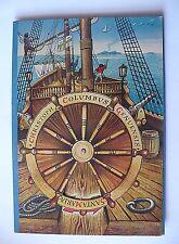 VINTAGE FLEET OF COLUMBUS KUBASTA POPUP BOOK CZECHOSLOVAKIA 1960 ARTIA BANROFT