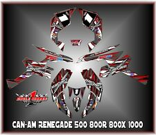 Can-Am Renegade 500 800r 800x 800xc1000  SEMI CUSTOM GRAPHICS KIT race2
