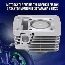 Motorcycle Metal Cylinder Kit Piston Gasket for Yamaha YBR125 YBR 125 Engine WD