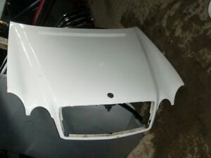 Motorhaube Mercedes E-Klasse W210 Bj97 weiß