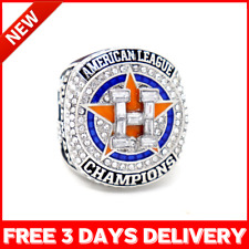 OFFICIAL - Houston Astros 2019 2020 Ring AMERICAN LEAGUE Championship Series
