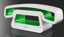 Swissvoice ePure schnurloses analog DECT Telefon ECO Strahlungsarm NEU grün