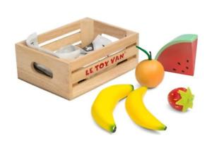 Le Toy Van - Honeybake Smoothie Fruit Set in Crate