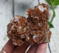 "2.8"" ARAGONITE Specimen Cluster A7 Crystal Reiki Charged 5oz *Read Below*"