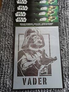 Revell Orbis Airbrush Schablone VADER Star Wars 30214