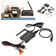 Car WiFi Display Receiver Mirror link Converter Box 500MHZ For HDMI Android IOS