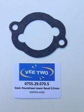 DUCATI, BEVEL, Round Case, Lower Bevel Gasket (0.5mm thick)
