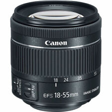 Canon EF-S 18-55mm f4-5.6 IS STM Lens *Free Next day Special delivery*