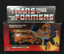 Hasbro Transformers - Autobot Architect Grapple - 1985 G1 SAAH02