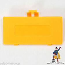 Game Boy Pocket Batteriefach Deckel Akku Klappe yellow Battery door Cover Gelb