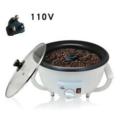 110V Electric Coffee Roaster Household Coffee Bean Roasting Baking Machine 750g