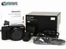 Panasonic Lumix LX100M2 17.0MP 4K Digital Camera *Used Once w/Warranty*