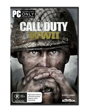 Call Of Duty WWII World War 2 PC  New! // Pre-Order