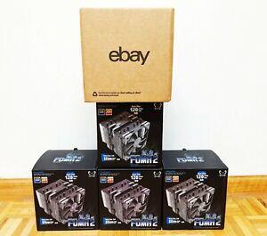 Scythe Fuma 2 CPU Air Cooler, Intel LGA1151 AMD AM4 Ryzen, 120mm Dual Towers NEW