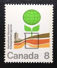 Canada #640 MNH, Agricultural College Education Stamp 1974