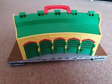 Thomas The Tank Engine Take And Play Tidmouth Station Set Including Trains