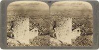 Grecia Argos Foto Stereo Vintage Citrato