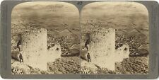 GRECE GREECE ARGOS Photo Stereo Vintage Citrate