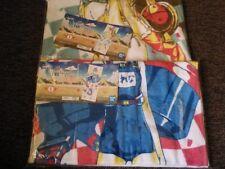 Fate Grand Order visual towel set Ichiban kuji I prize
