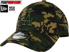 LA Dodgers New Era 940 Seasonal Camo Baseball Cap