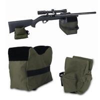 Front & Rear Bag Support Rifle Sandbag Sniper Hunting Target Stand For Hunting