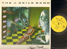 J GEILS BAND Freeze Frame LP MINT Lyrics co Peter Wolf Magic Dick Randy Brecker