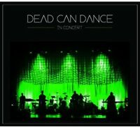 In Concert - Dead Can Dance (2013, CD NEUF)