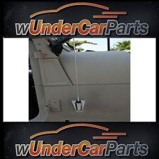 OMIX-ADA 17214.01 Chrome Antenna Kit 76-95 Jeep CJ & Wrangler