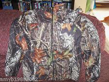 RedHead Camo Fleece Jacket Size Large Women's EUC