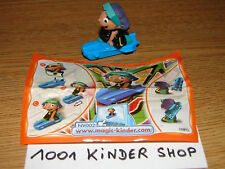 KINDER NV002 NV 2 SKATEBOARD SKATERBOYS + BPZ