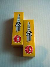 2 NGK CPR8EA-9 Spark Plug - Honda XL700V Front Transalp RD13 RD15 all Bj St
