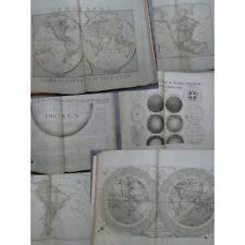 Dunn Atlas in folio cartes 57 x 46 cm complet Astronomie globe terrestre Découve