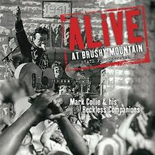 Mark Collie and His - Alive At Brushy Mountain State Penitentiary [New CD]
